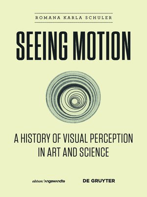 cover image of Seeing Motion