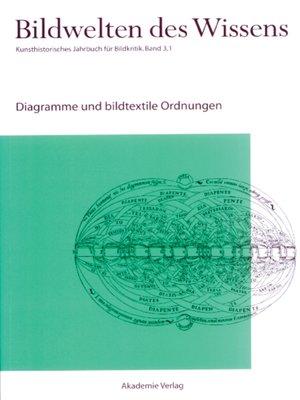 cover image of Diagramme und bildtextile Ordnungen