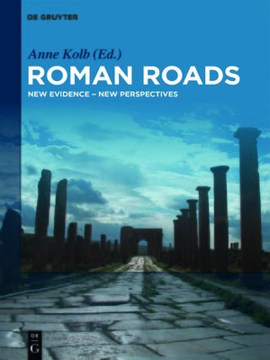 cover image of Roman Roads