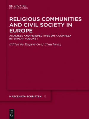 cover image of Religious Communities and Civil Society in Europe