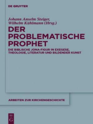 cover image of Der problematische Prophet