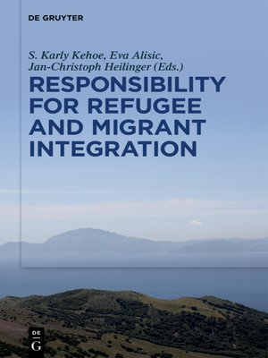 cover image of Responsibility for Refugee and Migrant Integration