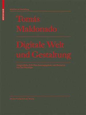 cover image of Digitale Welt und Gestaltung