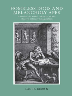 cover image of Homeless Dogs and Melancholy Apes