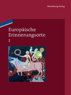 cover image of Mythen und Grundbegriffe des europäischen Selbstverständnisses