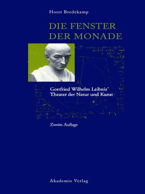 cover image of Die Fenster der Monade