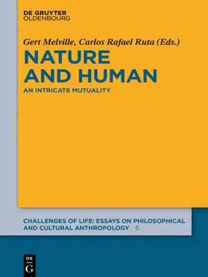 cover image of Nature and Human