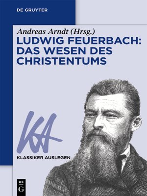 cover image of Ludwig Feuerbach