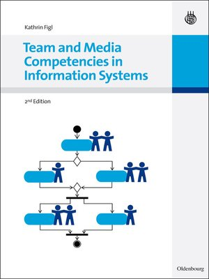 cover image of Team and Media Competencies in Information Systems