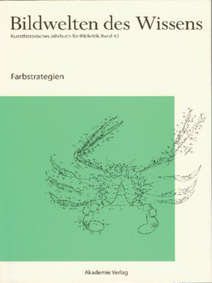 cover image of Farbstrategien