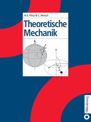 cover image of Theoretische Mechanik