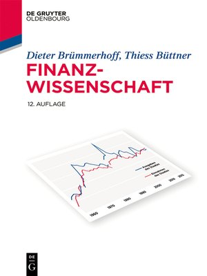 cover image of Finanzwissenschaft
