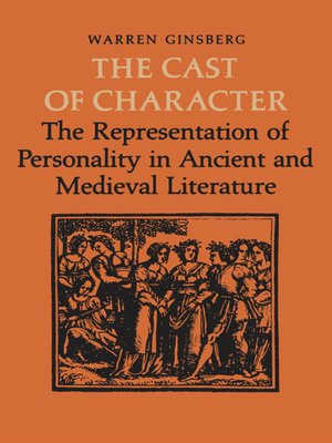 cover image of The Cast of Character