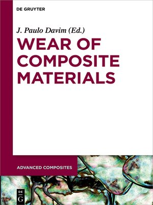 cover image of Wear of Composite Materials