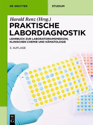 cover image of Praktische Labordiagnostik