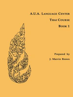 cover image of A.U.A. Language Center Thai Course