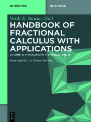 cover image of Applications in Physics, Part B