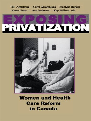 cover image of Exposing Privatization