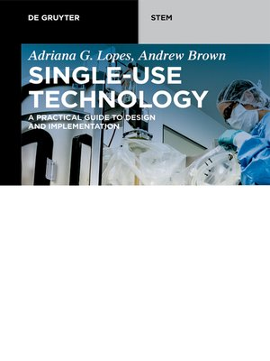 cover image of Single-Use Technology