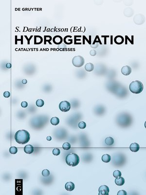 cover image of Hydrogenation