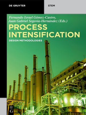cover image of Process Intensification