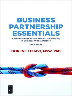 cover image of Business Partnership Essentials