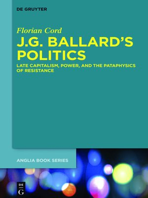 cover image of J.G. Ballard's Politics