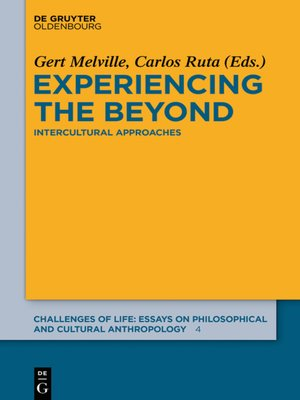 cover image of Experiencing the Beyond