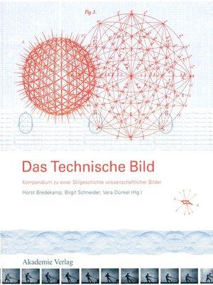 cover image of Das Technische Bild