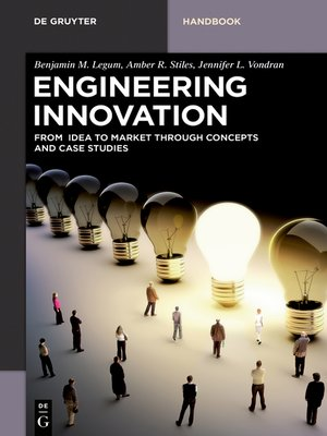 cover image of Engineering Innovation