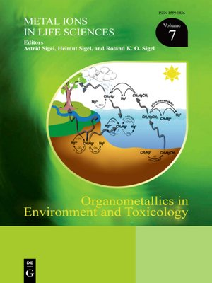 cover image of Organometallics in Environment and Toxicology