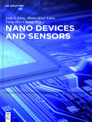 cover image of Nano Devices and Sensors