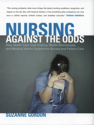 cover image of Nursing against the Odds