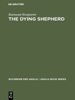 cover image of The Dying Shepherd