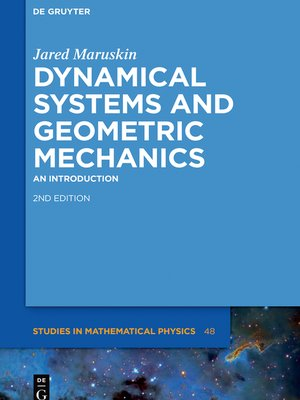 cover image of Dynamical Systems and Geometric Mechanics