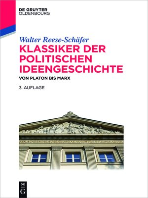 cover image of Klassiker der politischen Ideengeschichte