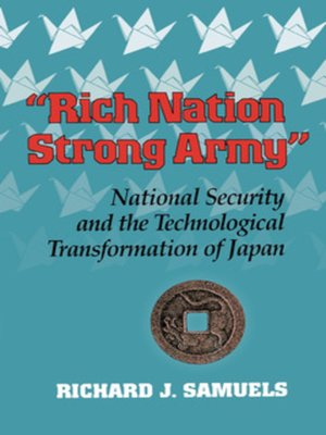 """cover image of """"Rich Nation, Strong Army"""""""