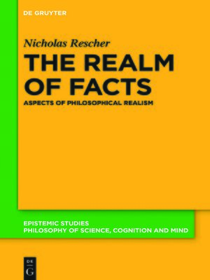 cover image of The Realm of Facts
