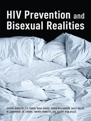 cover image of HIV Prevention and Bisexual Realities