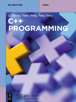 cover image of C++ Programming