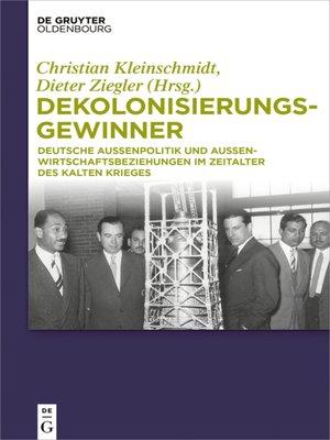 cover image of Dekolonisierungsgewinner