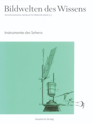 cover image of Instrumente des Sehens