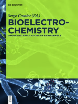 cover image of Bioelectrochemistry