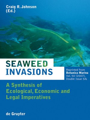cover image of Seaweed Invasions