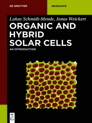 cover image of Organic and Hybrid Solar Cells