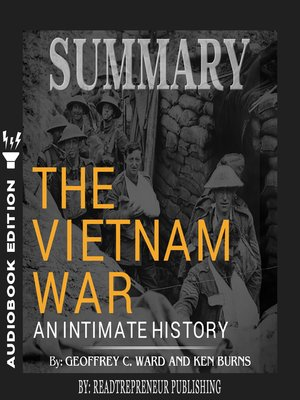 cover image of Summary of The Vietnam War: An Intimate History by Geoffrey C. Ward and Ken Burns