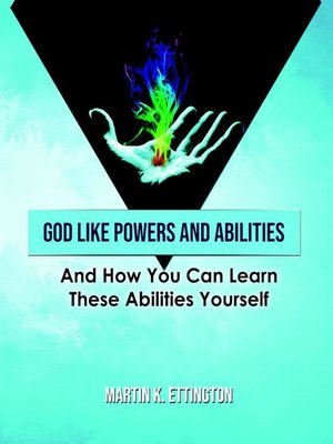 cover image of God Like Powers & Abilities