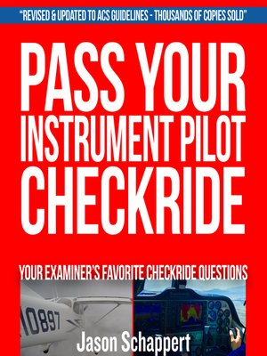 cover image of Pass Your Instrument Pilot Checkride