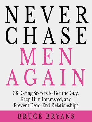 cover image of Never Chase Men Again