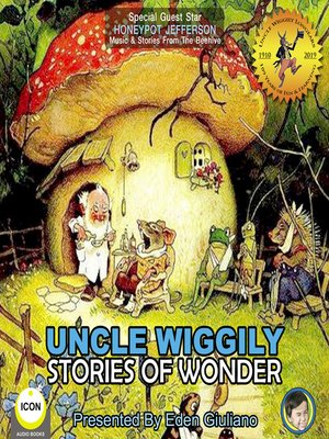 cover image of Uncle Wiggily Stories of Wonder